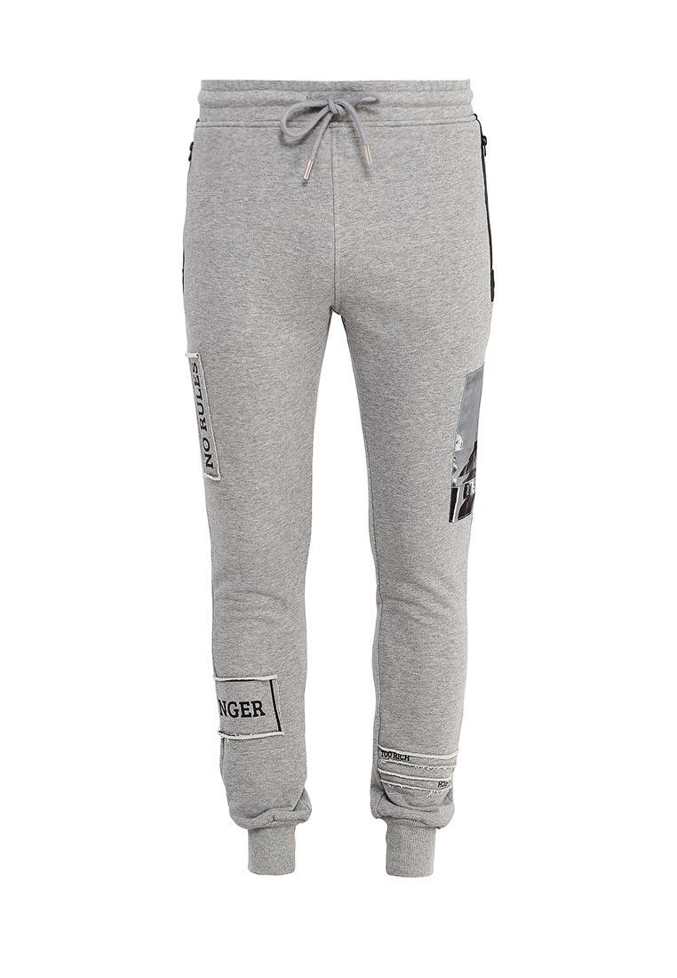 Мужские спортивные брюки Sixth june M1693CPA Gris