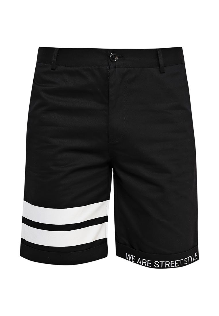 Мужские повседневные шорты Sixth june m1822CST noir