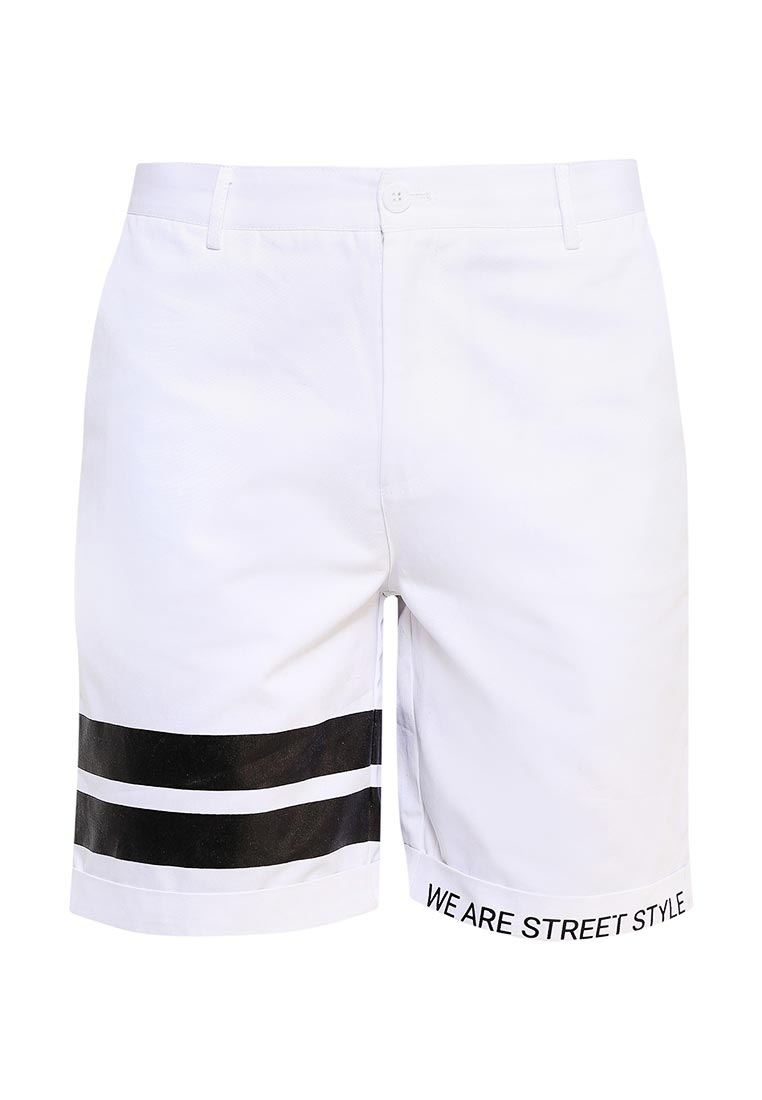 Мужские повседневные шорты Sixth june m1822CST white