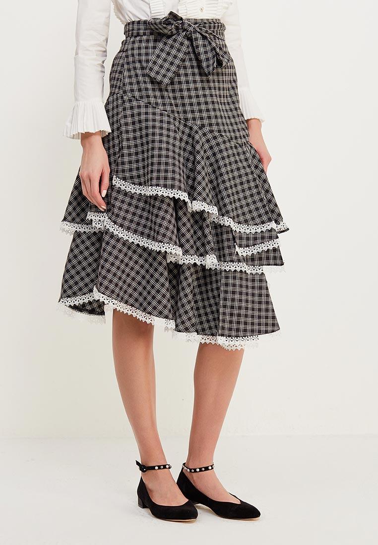Широкая юбка Sister Jane SK290GRY