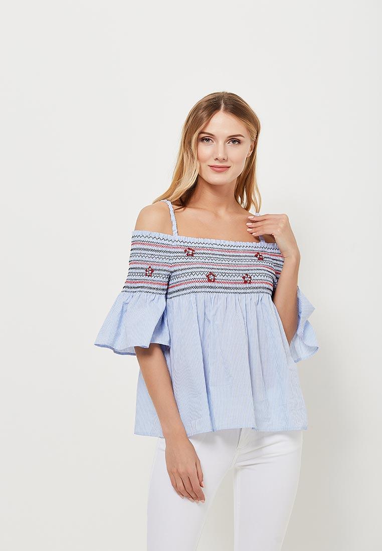 Блуза Silvian Heach PGP17830BL