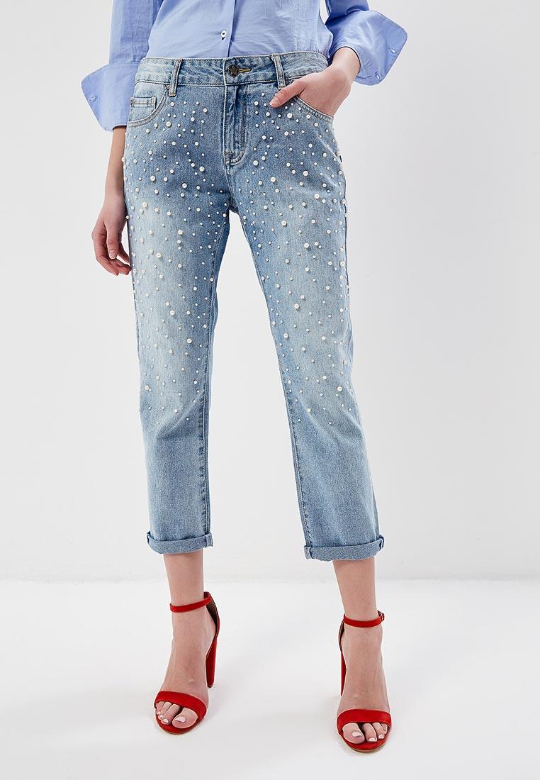 Прямые джинсы Silvian Heach PGP16993JE