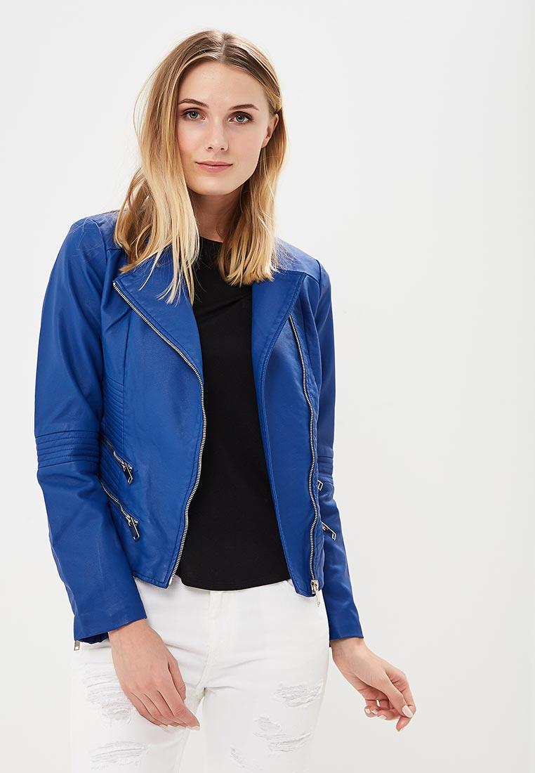 Кожаная куртка Silvian Heach PGP16559GB
