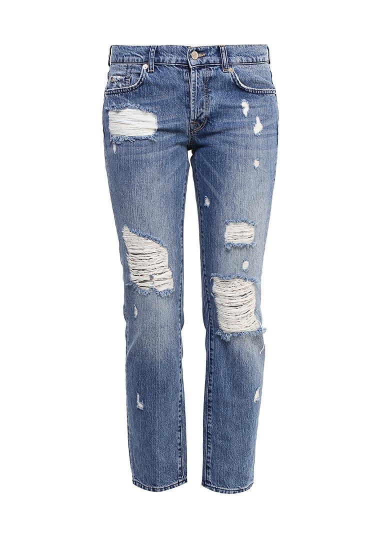 Зауженные джинсы Silvian Heach PGP16075JE