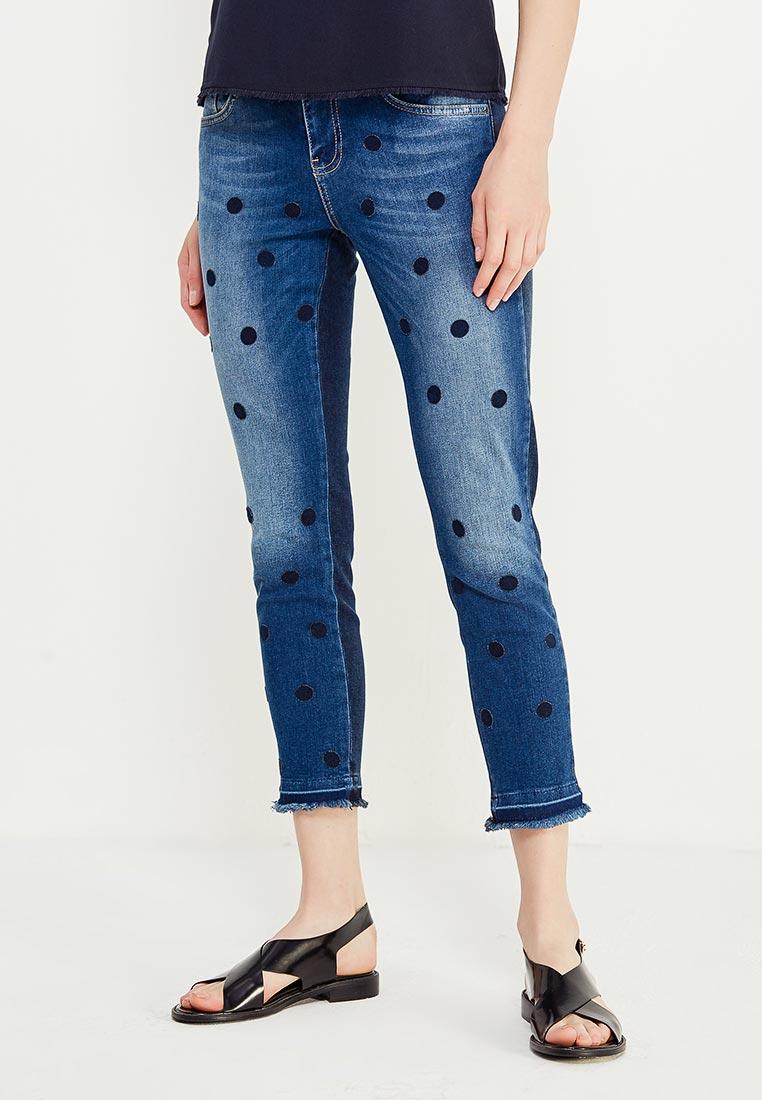 Зауженные джинсы Silvian Heach FCA16486JE
