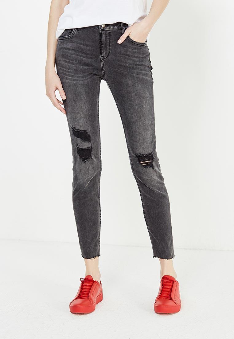 Зауженные джинсы Silvian Heach RNA15735JE