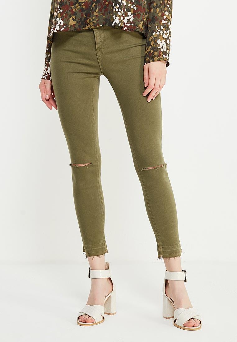 Женские зауженные брюки Silvian Heach FCA16441PA
