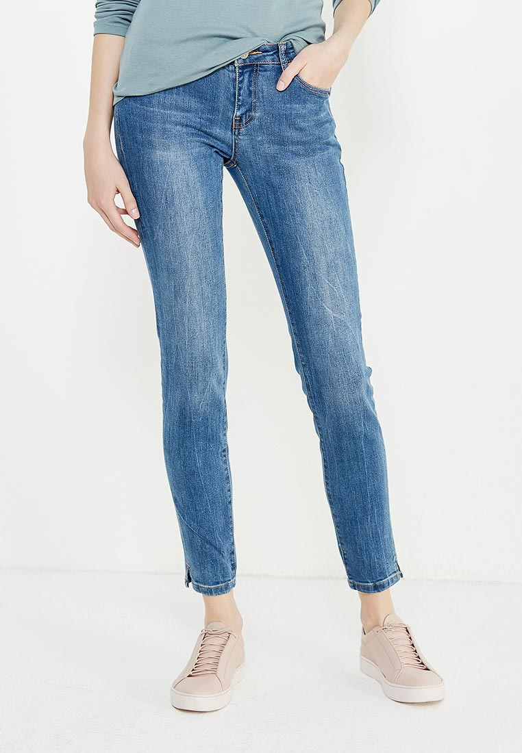 Зауженные джинсы Silvian Heach FCA16477JE