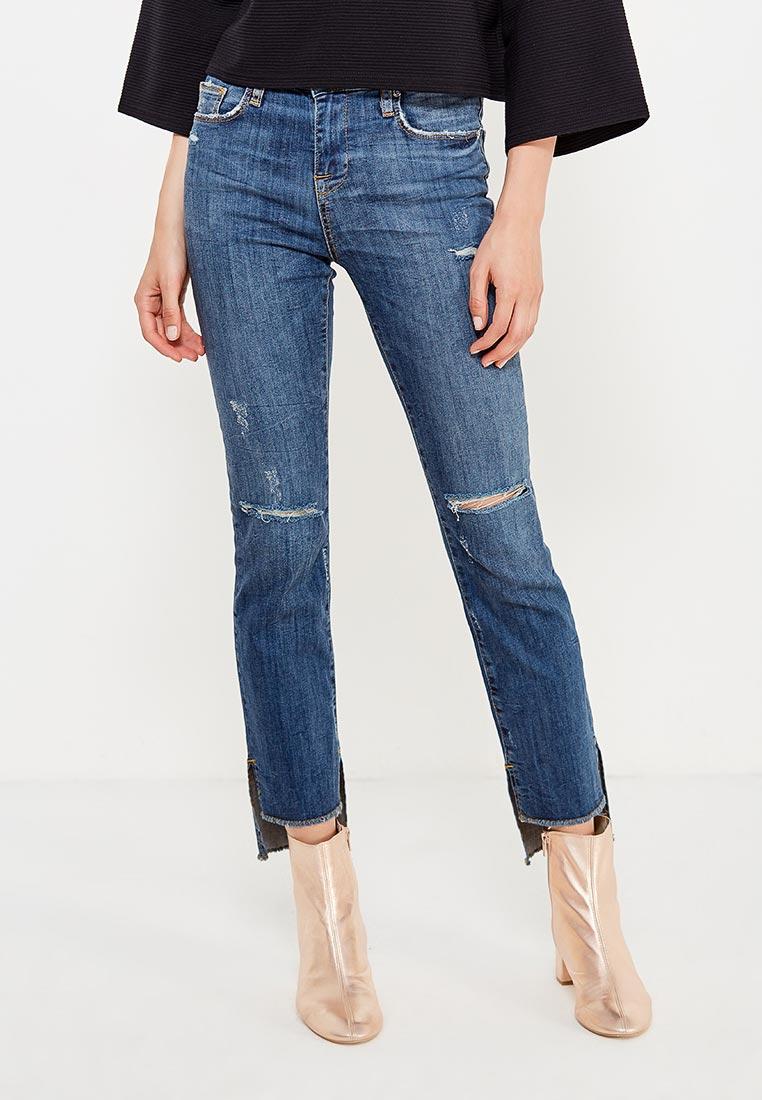 Зауженные джинсы SH RNA16818JE