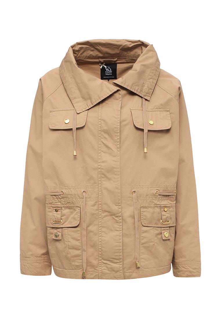 Утепленная куртка Sinequanone I000074-5153