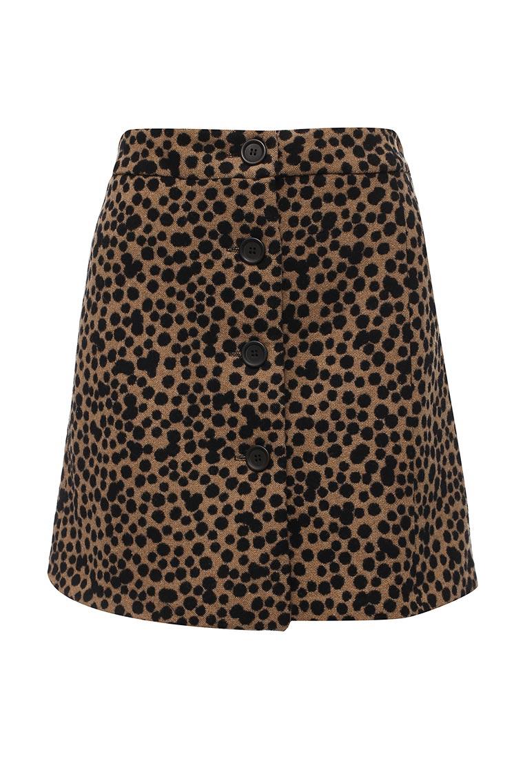 Прямая юбка Sinequanone J000714B-5464