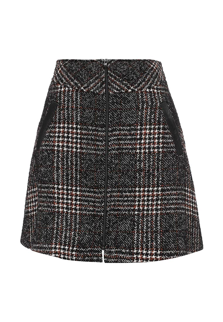 Прямая юбка Sinequanone J000716-7614