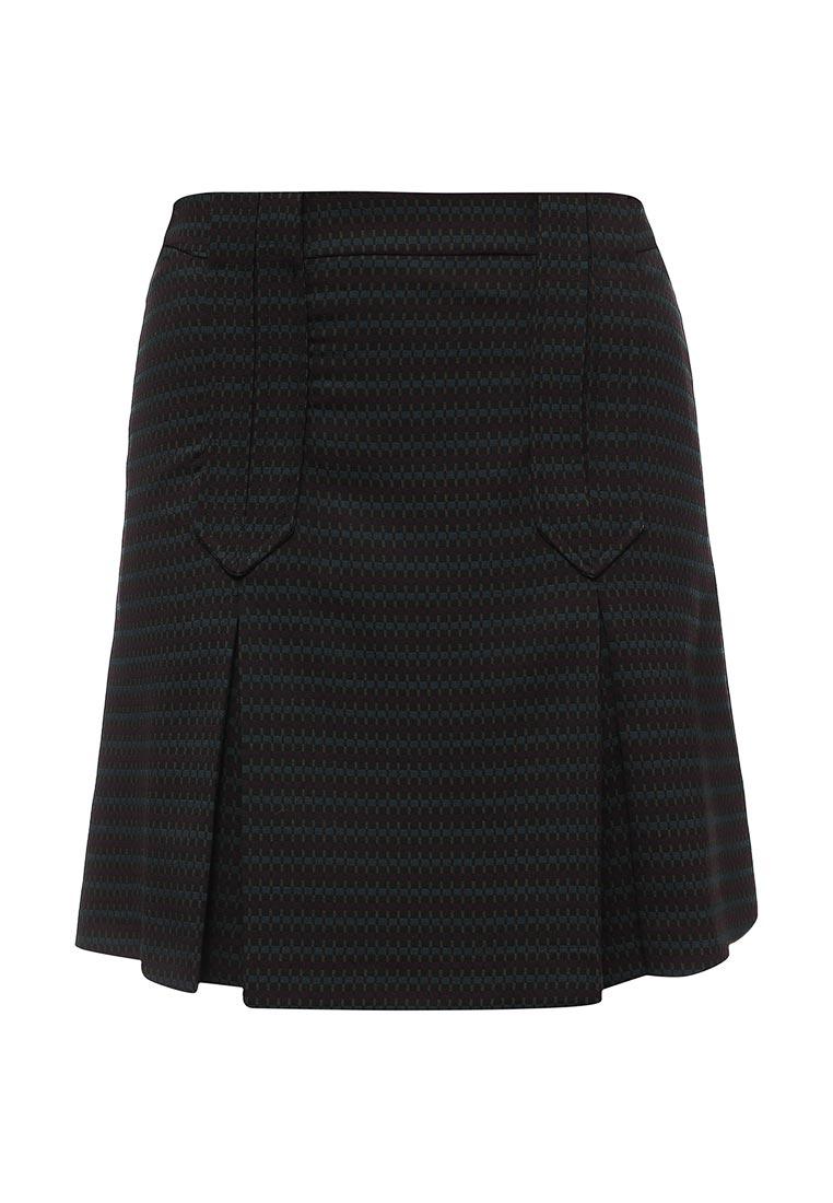 Прямая юбка Sinequanone J000719-2336