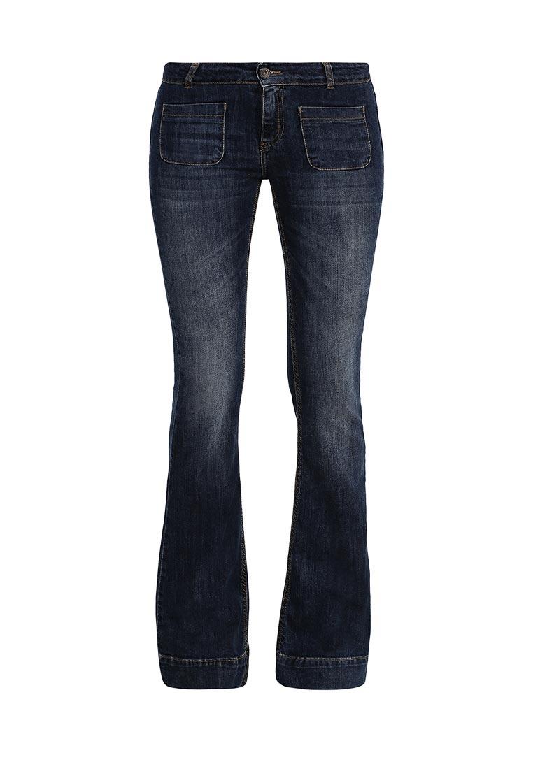 Широкие и расклешенные джинсы Sinequanone P000938B-1257