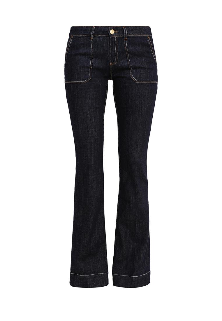 Широкие и расклешенные джинсы Sinequanone P001002-4274