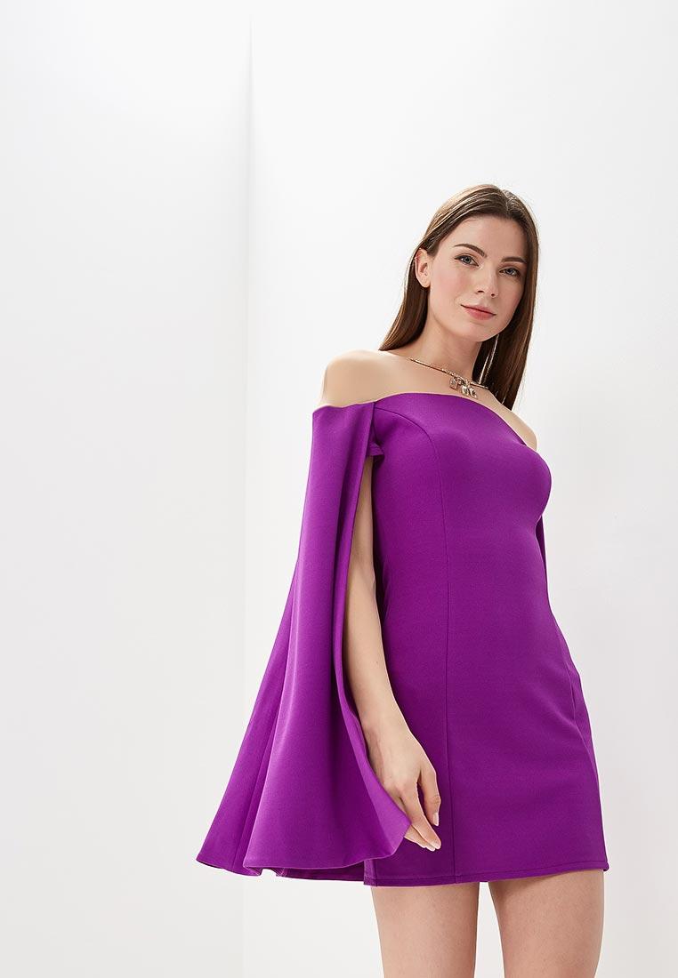Вечернее / коктейльное платье SK House #2211-11620 F фиол.