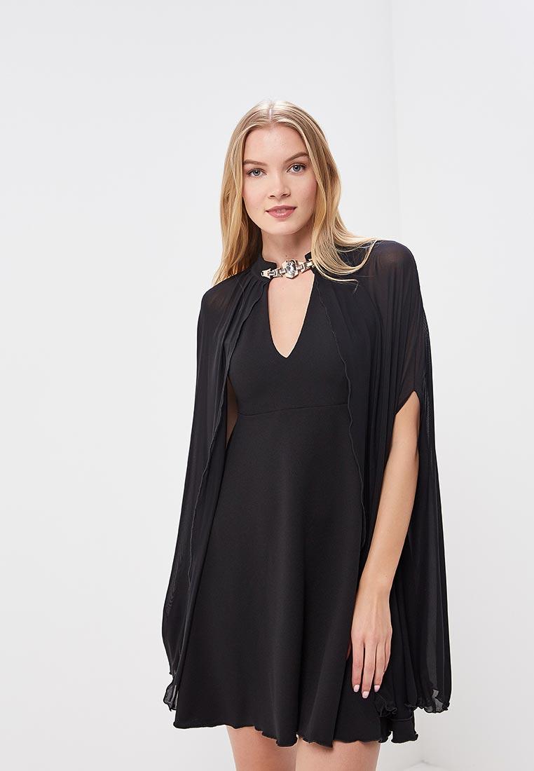 Вечернее / коктейльное платье SK House #2211-11627 A чер.