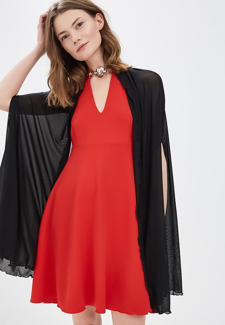 Вечернее / коктейльное платье SK House #2211-11627 К крас.