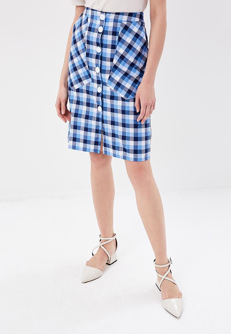 Прямая юбка SK House #2211-1233г