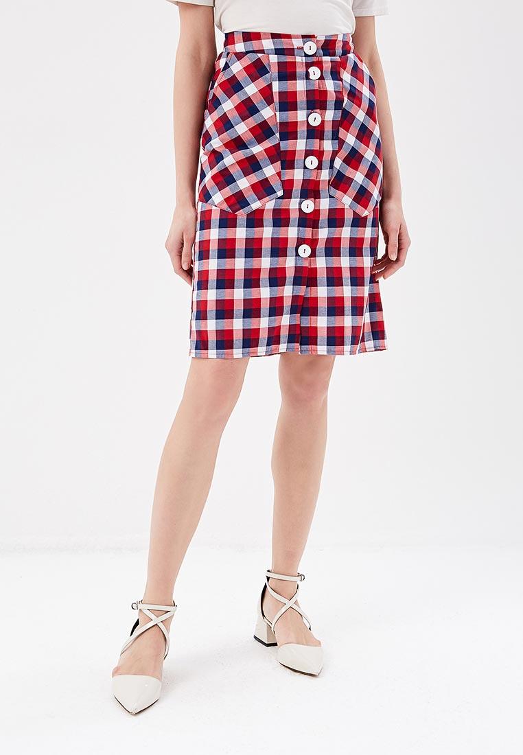 Прямая юбка SK House #2211-1233кр