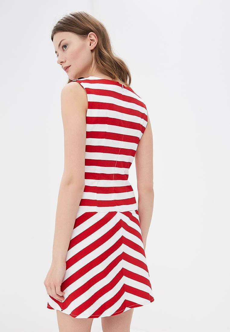 Платье SK House #2211-2180крас.: изображение 3