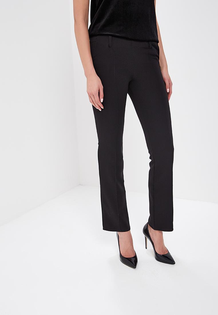 Женские прямые брюки SK House #2211-234 чер.