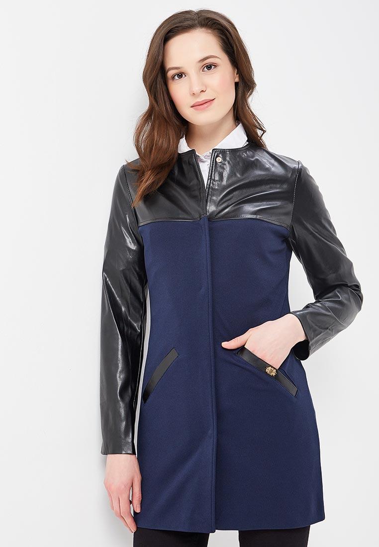 Женские пальто SK House #2211-3 син.