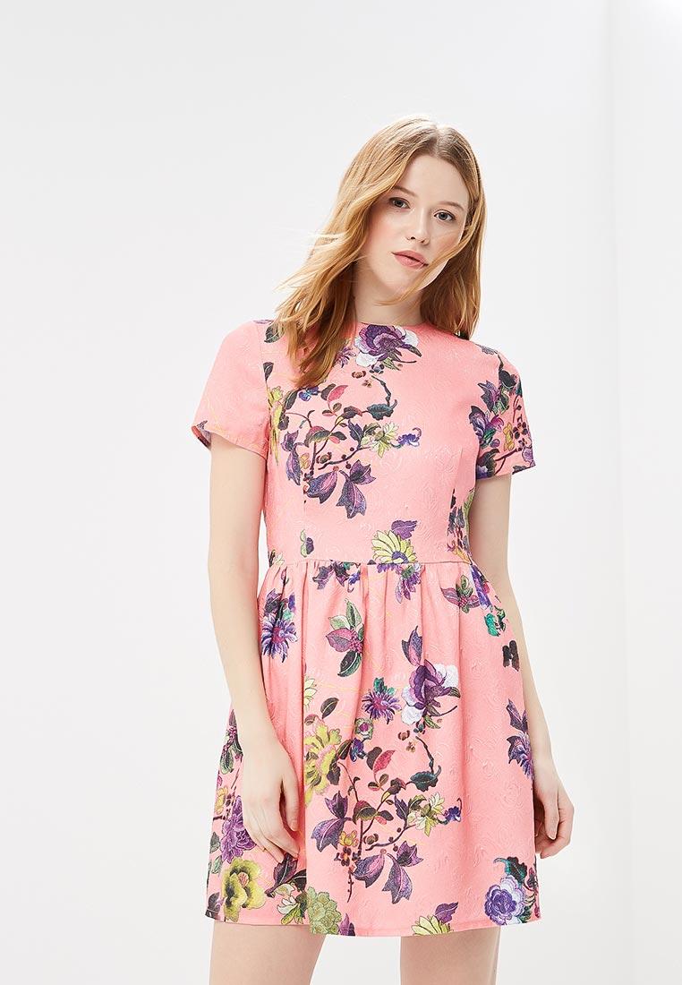 Платье SK House #2211-GR1682 роз.