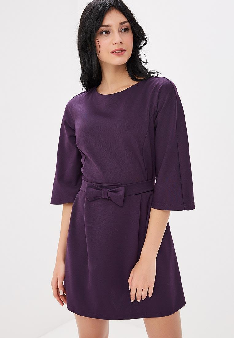 Платье SK House #2211-GR1764 фиол.