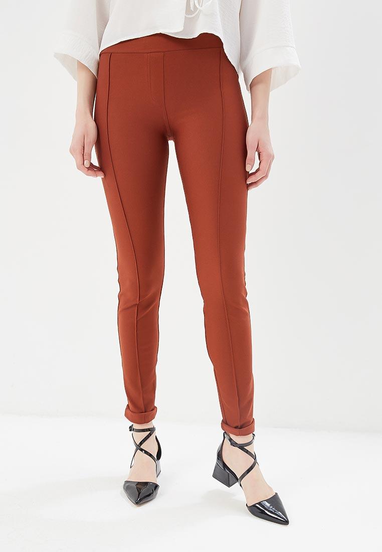 Женские зауженные брюки SK House #2211-GR1826 тер.