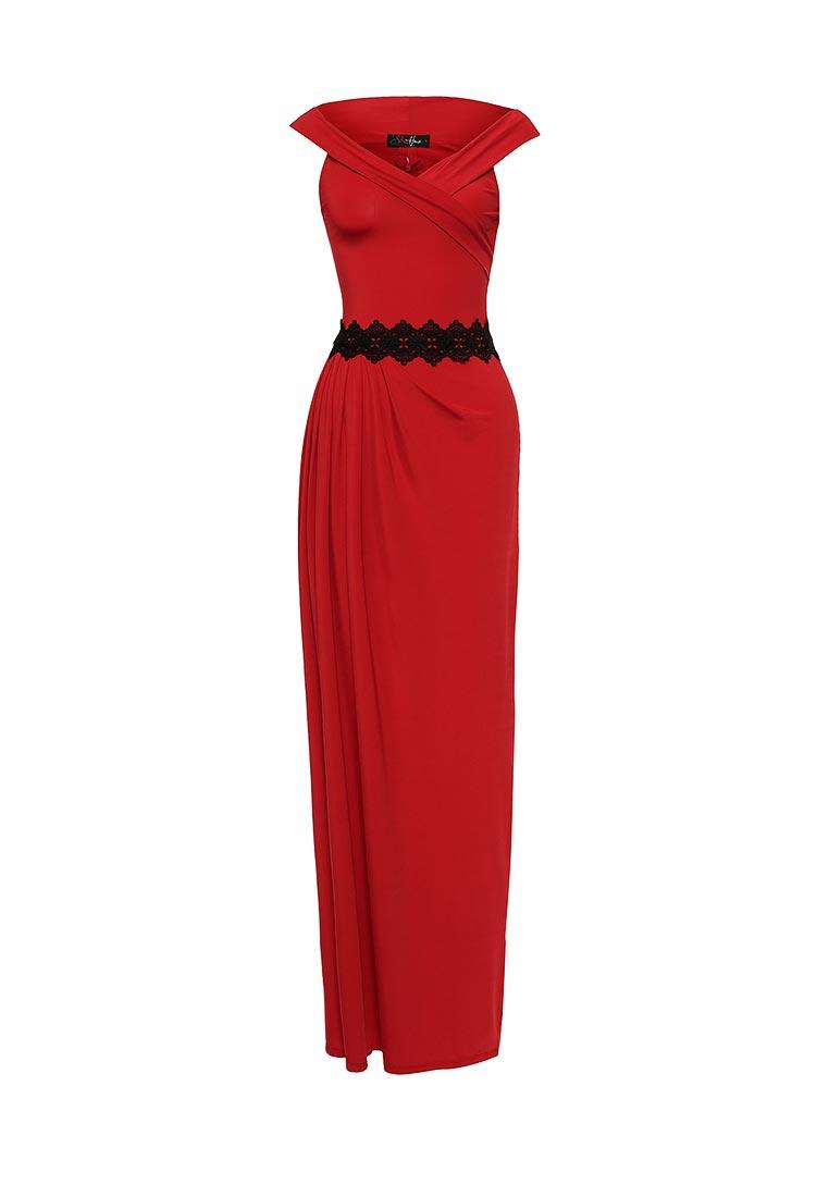 Платье-макси SK House #2211-2142кр