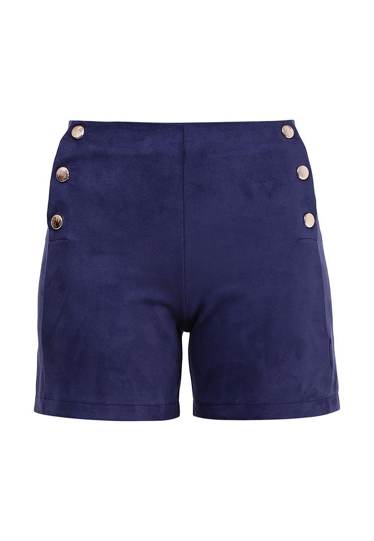 Женские повседневные шорты SK House #2211-8700 син.