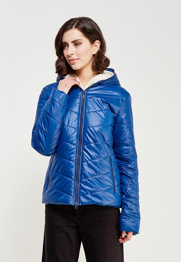 Утепленная куртка SK House #2211-7031 син.