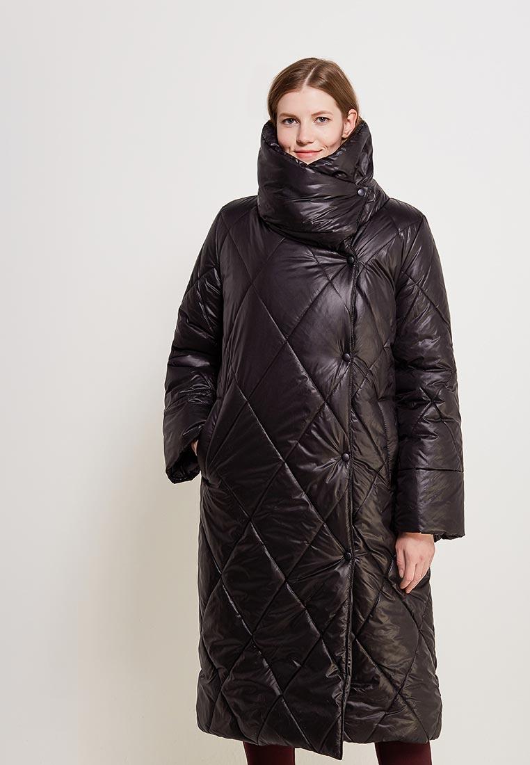 Утепленная куртка SK House #2211-7035 чер.