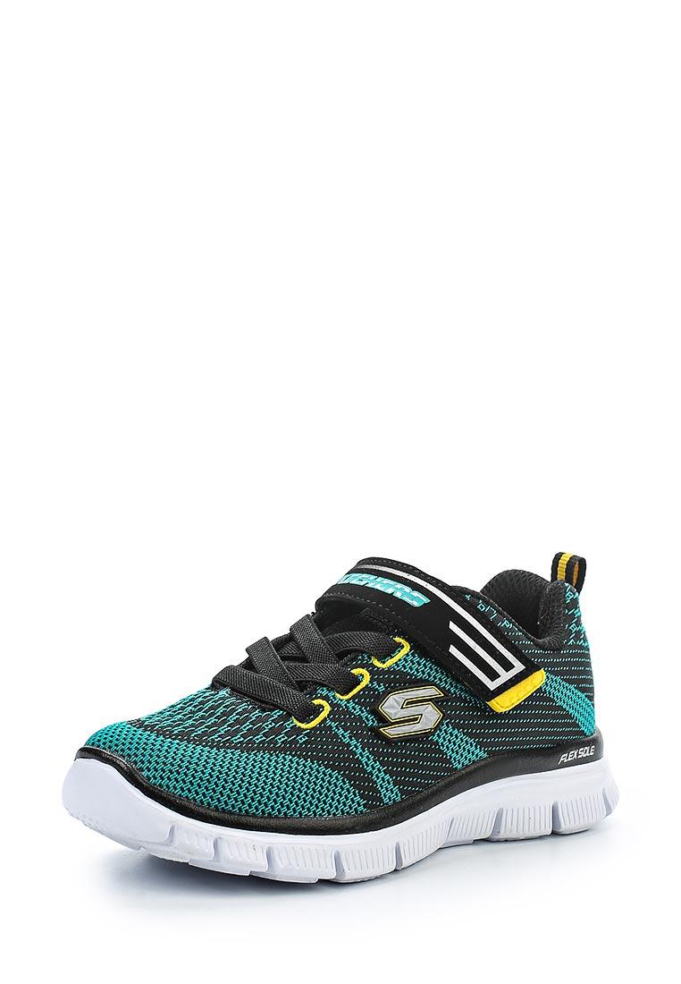 Кроссовки для мальчиков Skechers (Скетчерс) 95523L