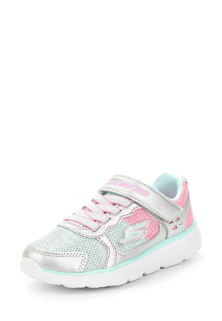 Кроссовки для девочек Skechers 81358L
