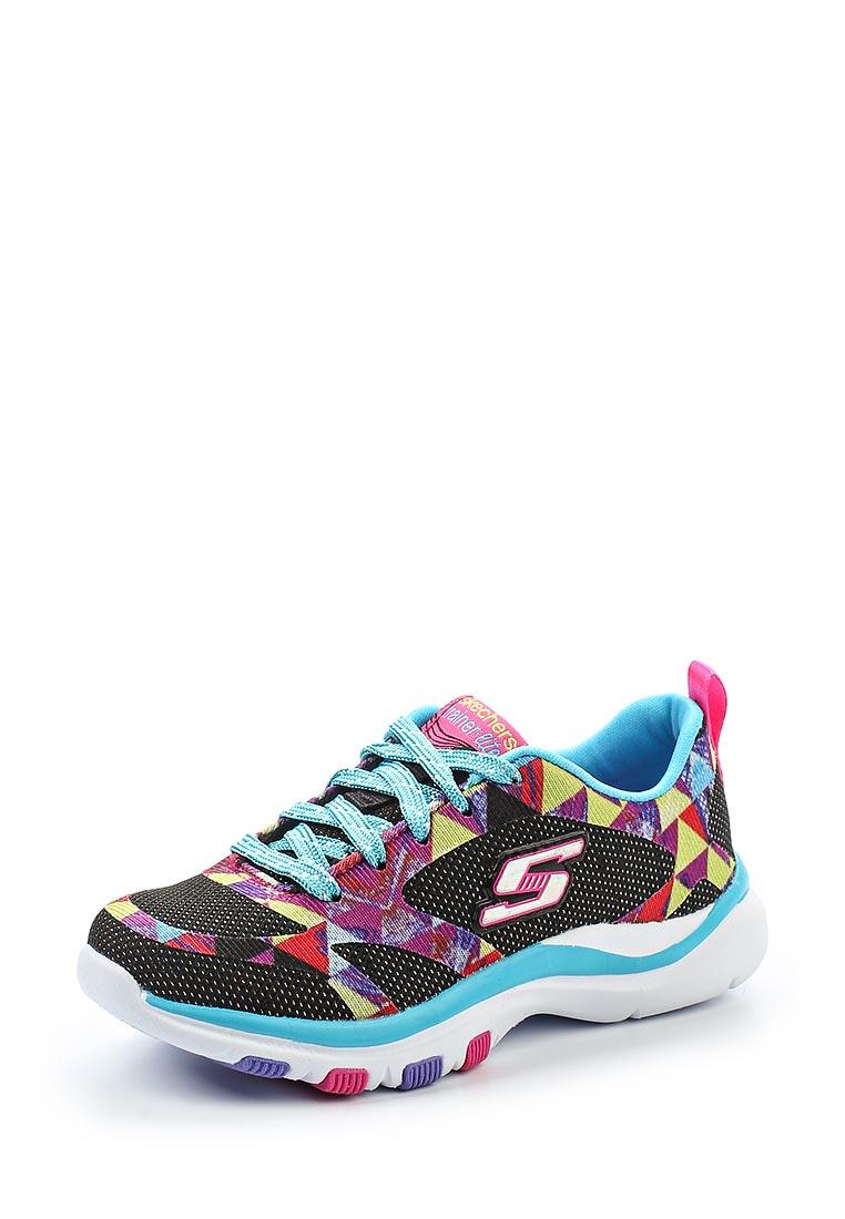 Кроссовки для девочек Skechers 81490L