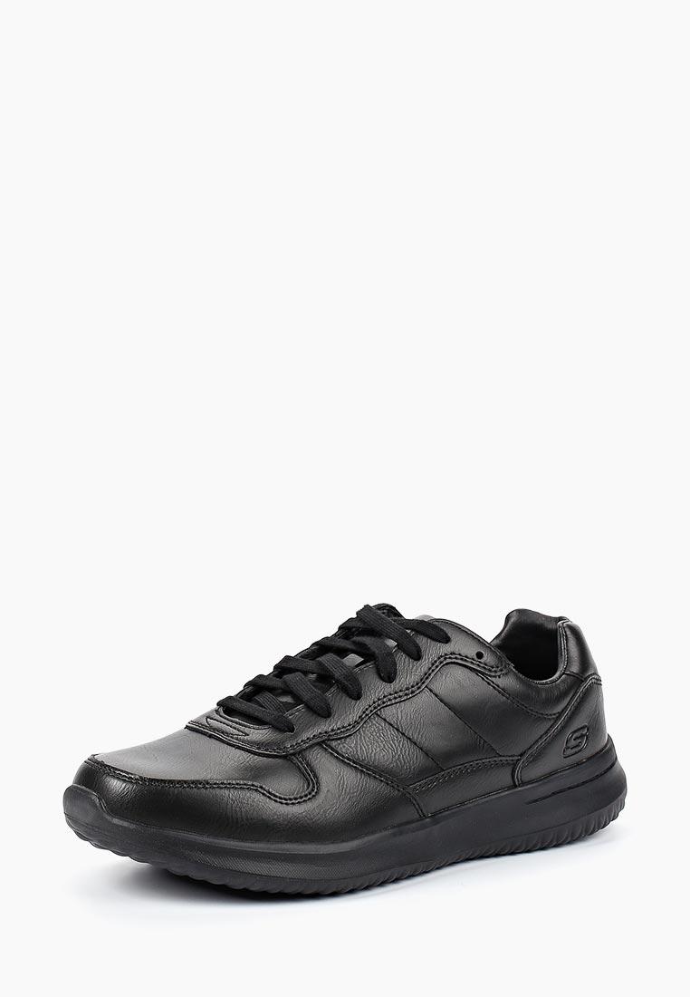 Мужские кроссовки Skechers (Скетчерс) 65411