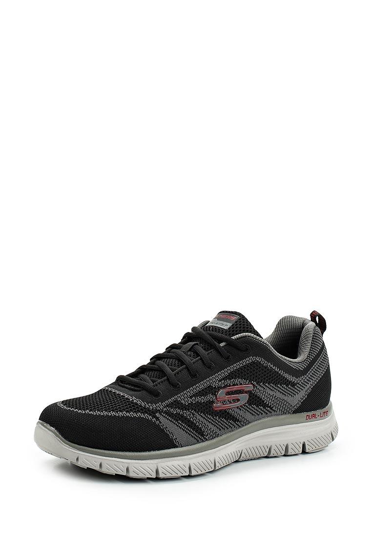 Мужские кроссовки Skechers (Скетчерс) 58354