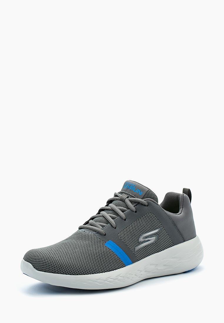 Мужские кроссовки Skechers (Скетчерс) 55069