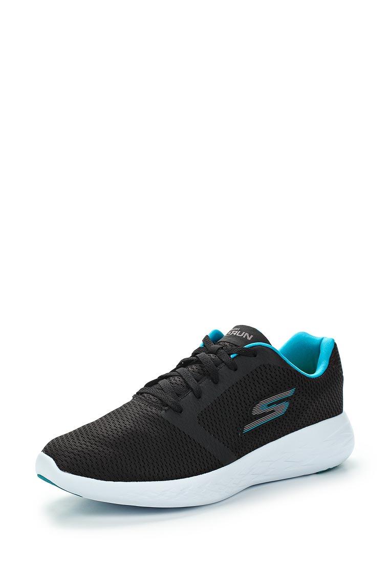 Мужские кроссовки Skechers (Скетчерс) 55061
