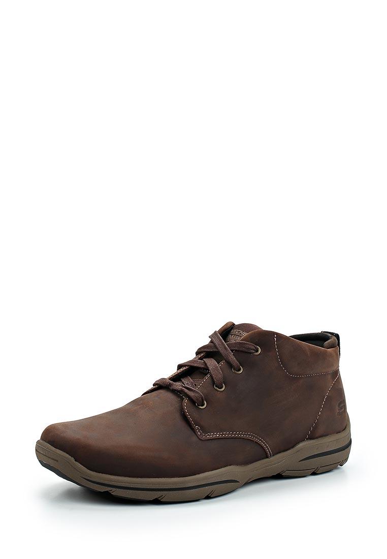 Мужские ботинки Skechers (Скетчерс) 64857