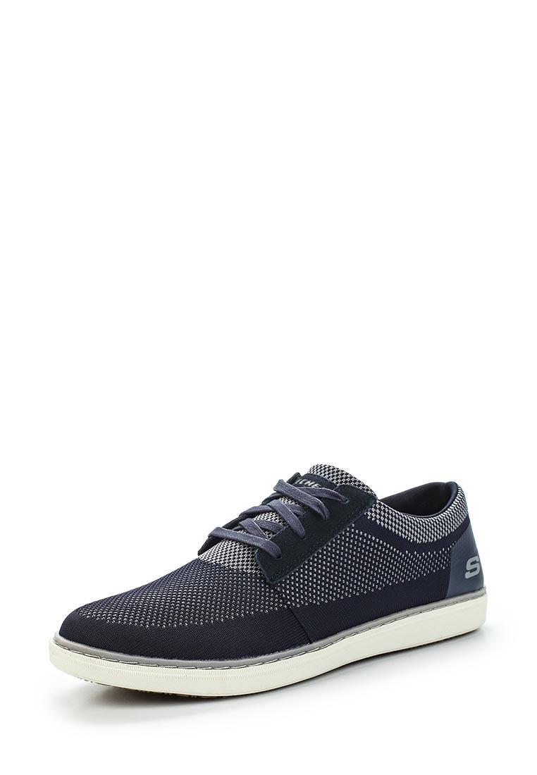 Мужские кроссовки Skechers (Скетчерс) 65089