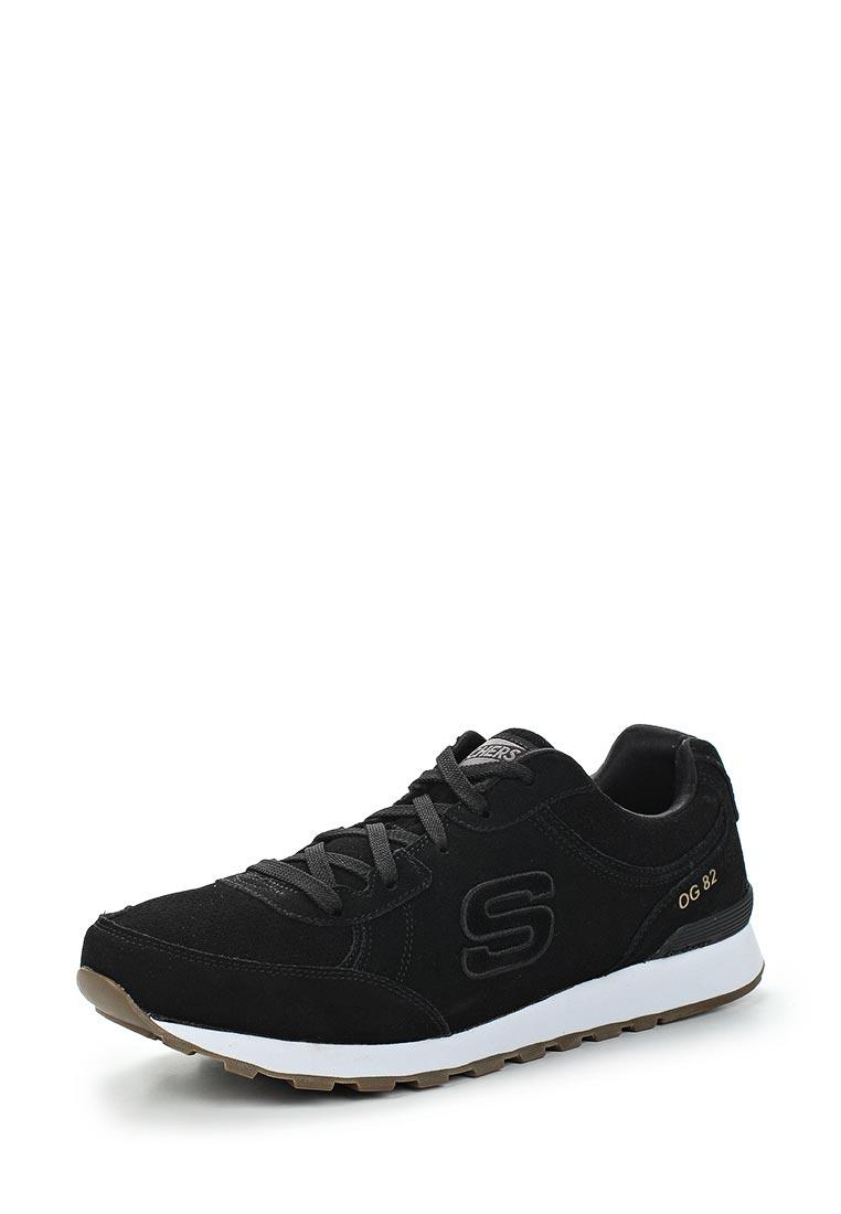 Мужские кроссовки Skechers (Скетчерс) 52303