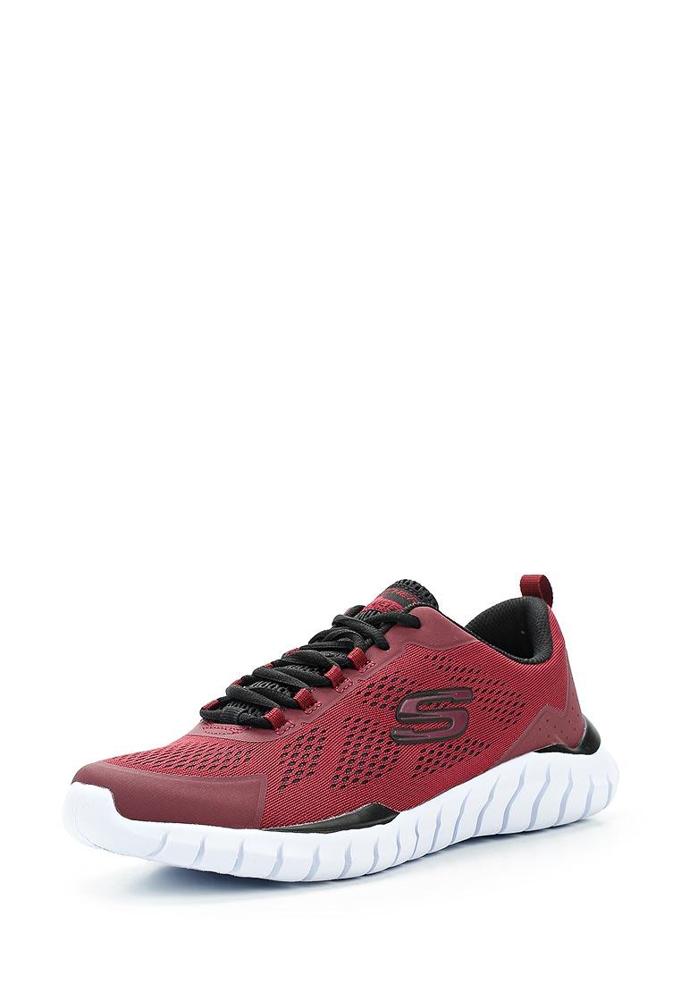 Мужские кроссовки Skechers (Скетчерс) 52818