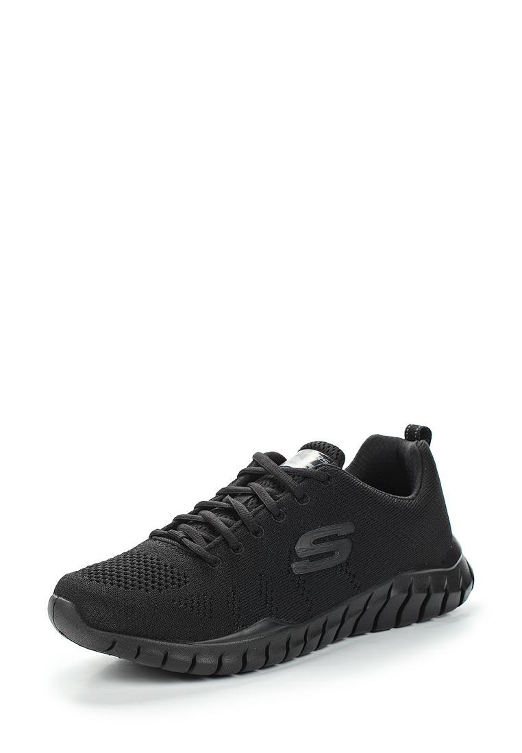 Мужские кроссовки Skechers (Скетчерс) 52819