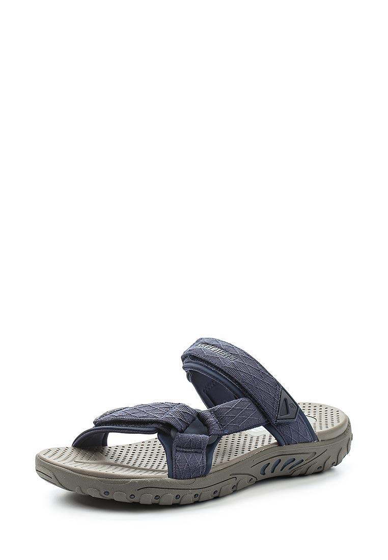 Мужские сандалии Skechers (Скетчерс) 65465