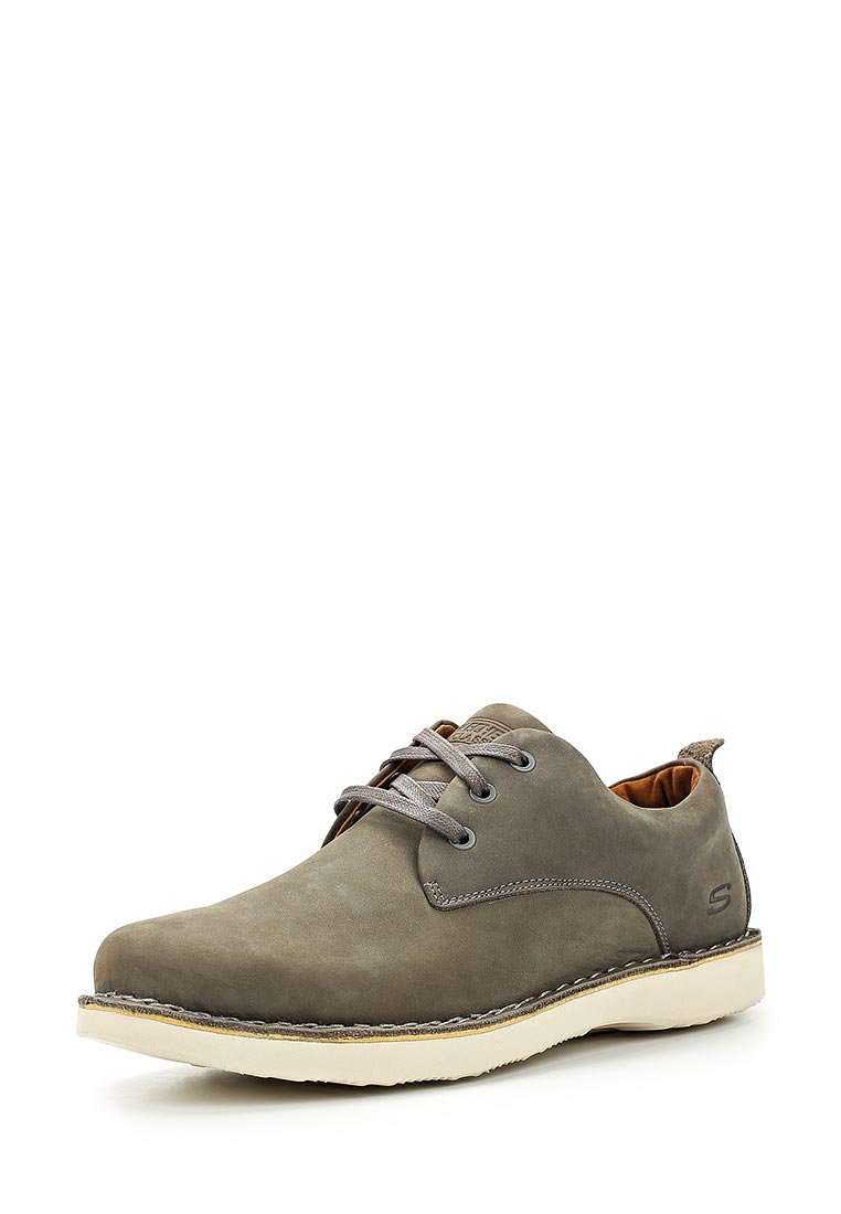 Спортивные мужские ботинки Skechers (Скетчерс) 65307