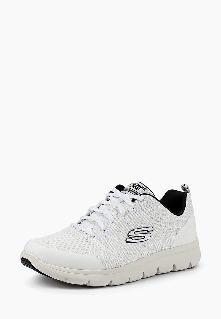 Мужские кроссовки Skechers (Скетчерс) 52836