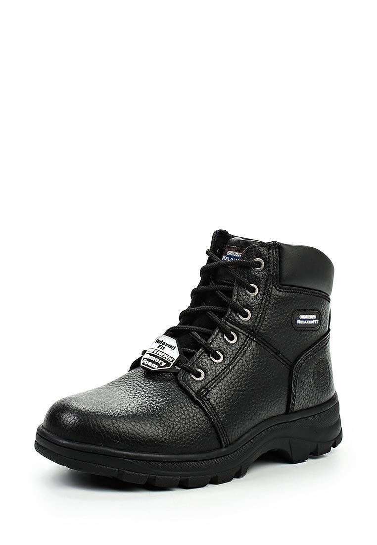 Мужские ботинки Skechers (Скетчерс) 77010